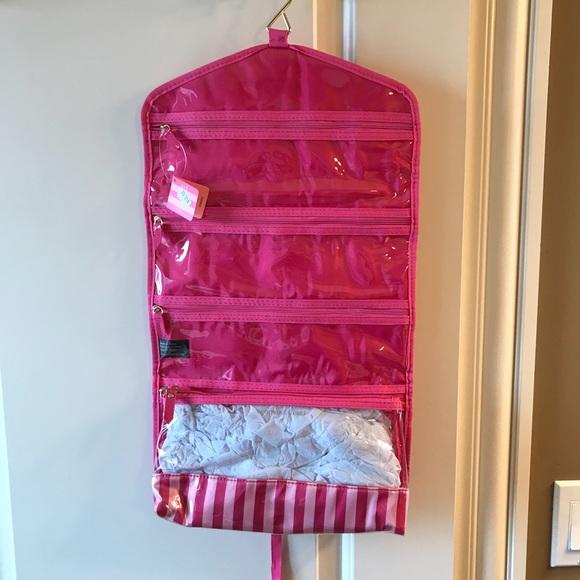 4f9e17738d6 Victoria's Secret Bags   Vs Hanging Travel Makeup Bag   Poshmark